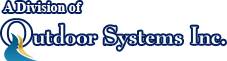 A Division of Outdoor Systems Inc.