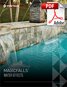 Magic Falls Water Effects Brochure