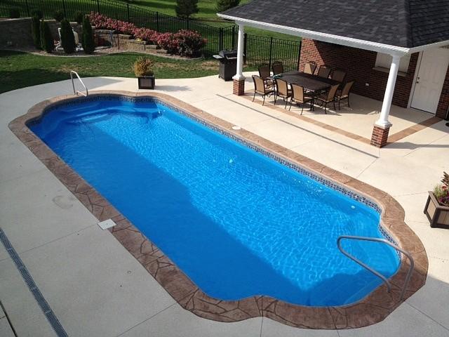 Completed Pools O 39 Fallon Missouri Mo