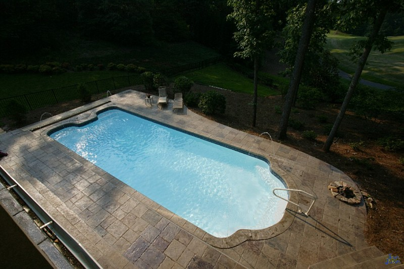 dallas2 Fiberglass Pools Dallas