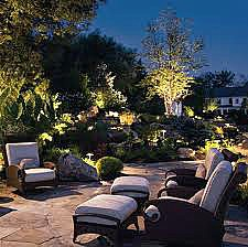 Outdoor lighting landscape lighting st louis ballwin mo outdoor lighting with kichler products aloadofball Gallery