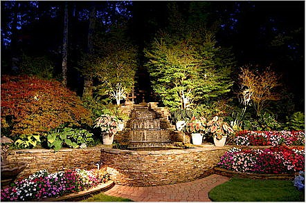 Outdoor lighting landscape lighting st louis ballwin mo outdoor lighting with kichler products photo 3 workwithnaturefo