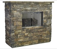 Bull Outdoor Living - Fireplaces