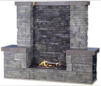 Bull Outdoor Living - Firewalls